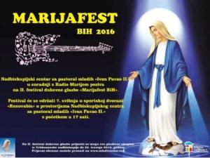 Marijafest Slika