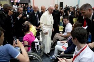 papa franjo i mladi
