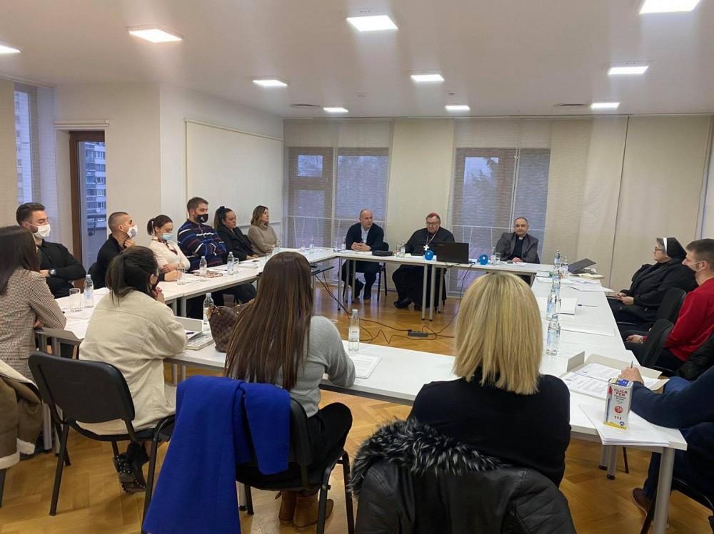 Održana II sjednica III saziva Vijeća za mlade Vrhbosanske nadbiskupije