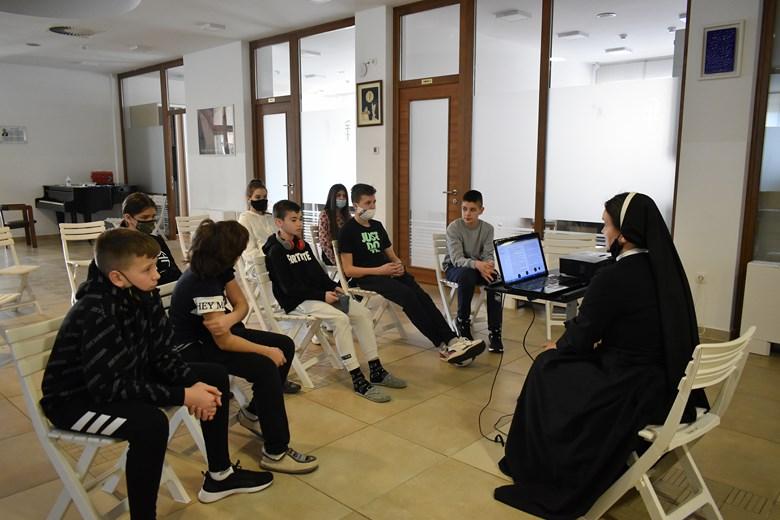 Youthfluence: Druga formacija ministranata Vrhbosanske nadbiskupije