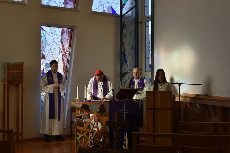 Održan Križni put mladih Vrhbosanske nadbiskupije
