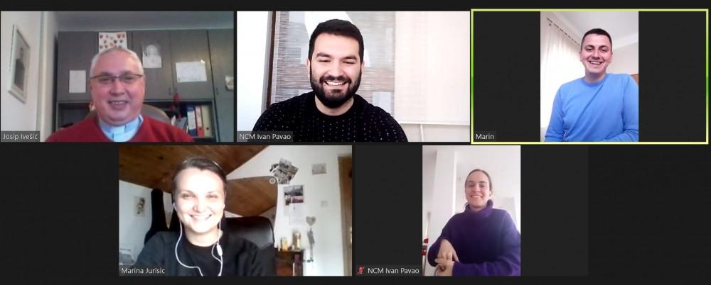 ZOOM sastanak: Kako kreirati bolji sadržaj za ministrante?