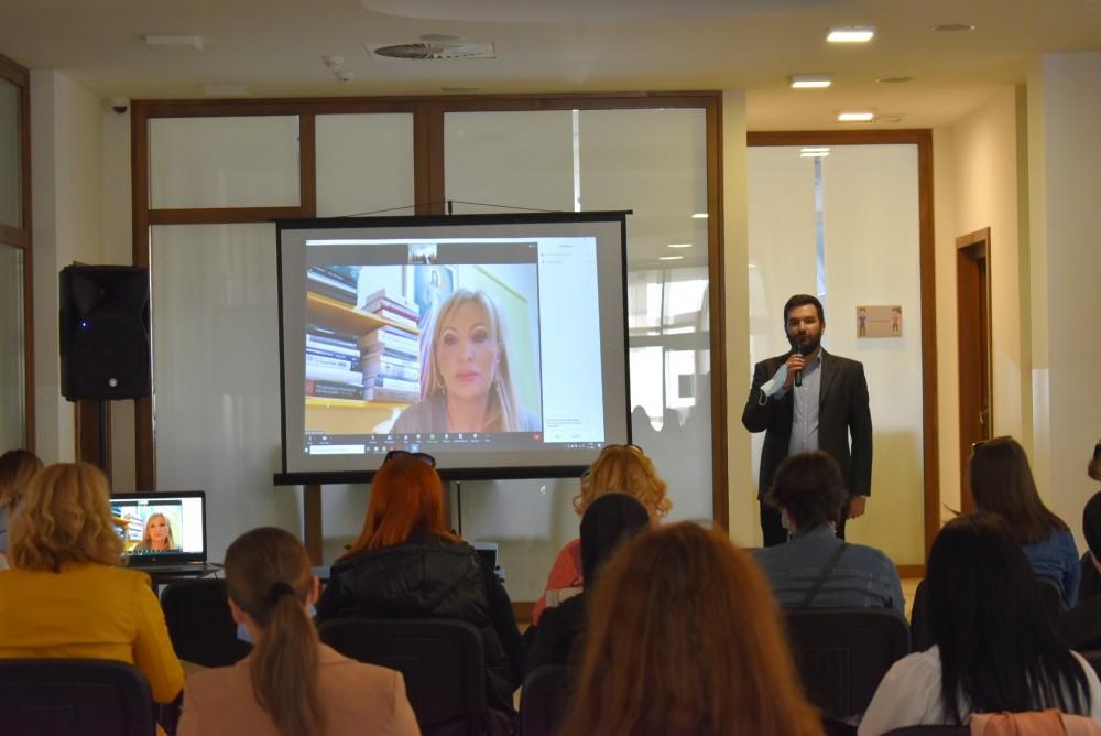 Plenarno predavanje prof. dr. Gordane Buljan Flander