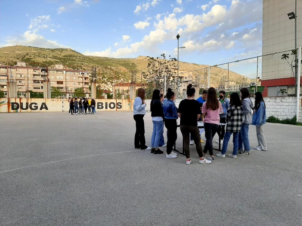 ANIMATORI: Susret za krizmanike u Mostaru