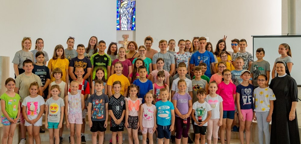 Škola volonterizma: Ministrantske igre u Domaljevcu