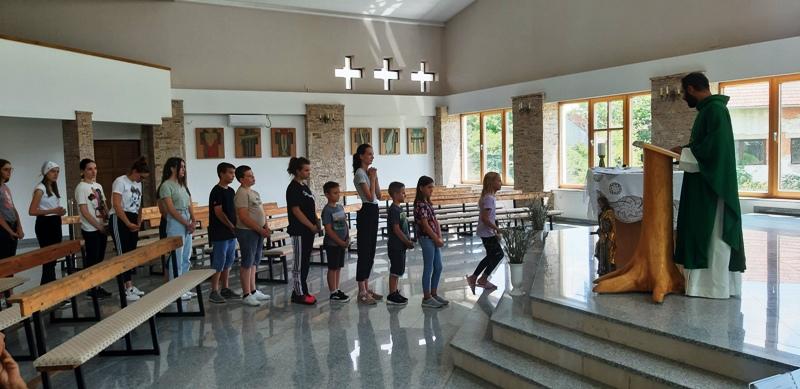 Održana duhovna obnova za ministrante u Kornici