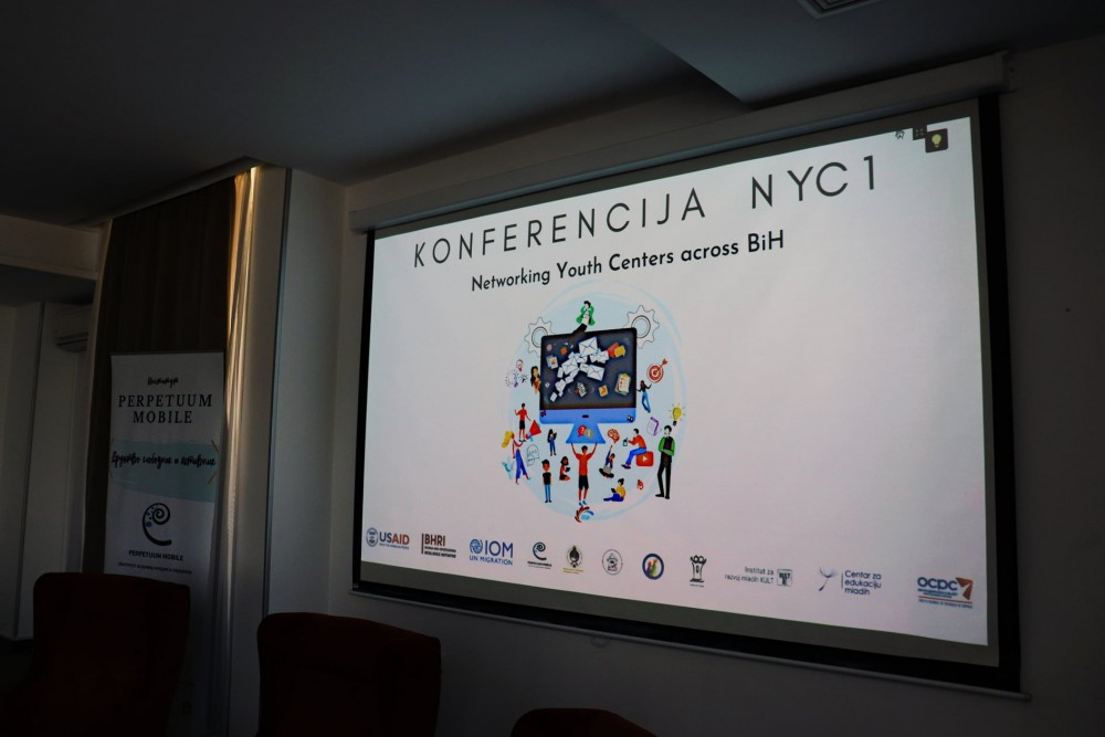 Umrežavanje Centara za mlade na području Bosne i Hercegovine