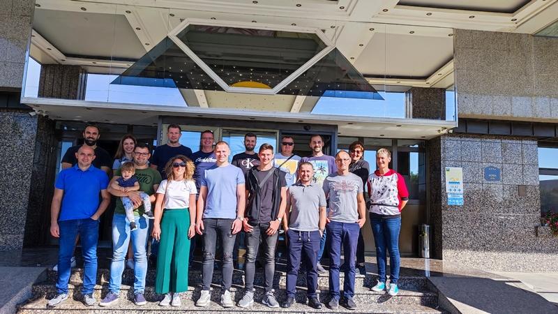 Dobitnici Start up poticaja projekta Iuvenes Fructus posjetili Sajam poljorivrede u Novom Sadu