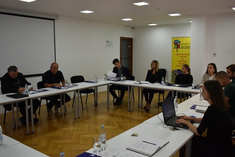 Održana III. Sjednica Trećeg saziva Vijeća za mlade Vrhbosanske nadbiskupije
