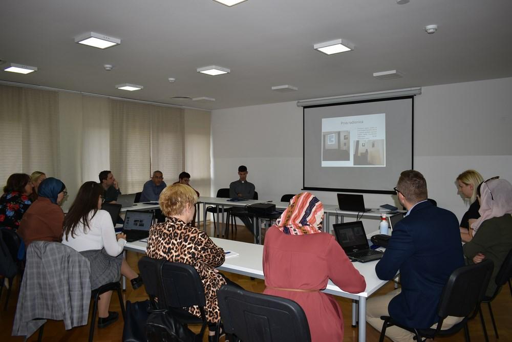 """Održana konferencija u okviru projekta """"Koračajmo zajedno"""""""